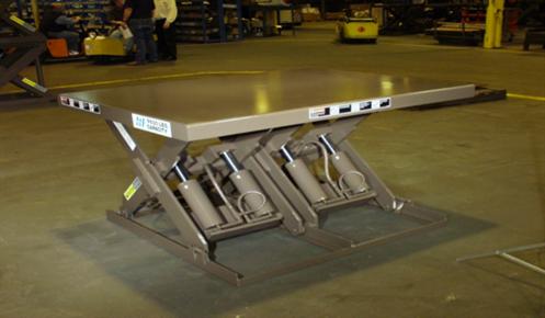 Pneumatic Lift Table Design black widow prolift pneumatic atv lift table 1500 lb capacity Hydraulic Lift